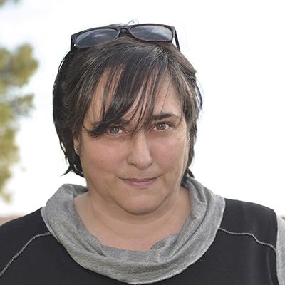 Mª Jesús Vázquez. Candidata 14