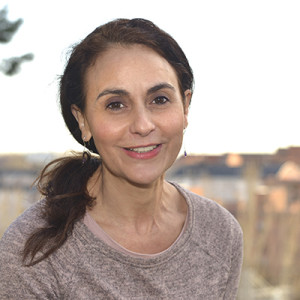 Enriqueta López. Candidata número 6